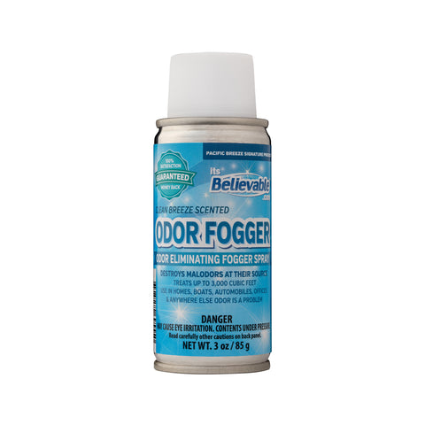 Odor Fogger It's Believeable™ Neutralizing Fogger Spray Can