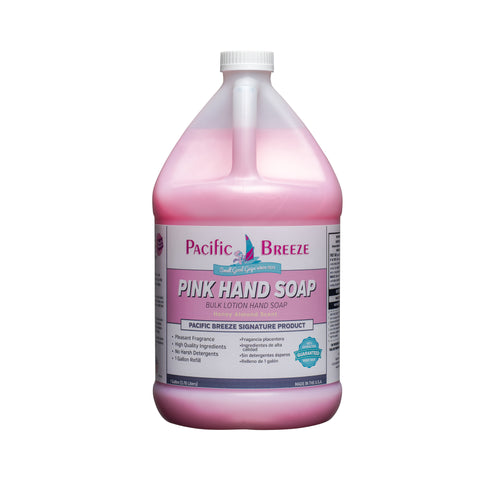 4HS Pink Bulk Lotion Hand Soap
