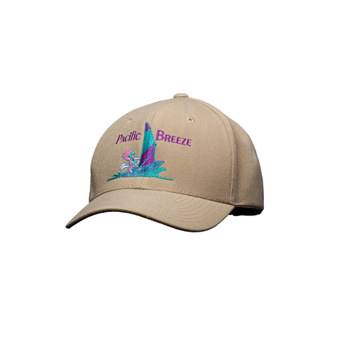 Pacific Breeze Hat - Khaki