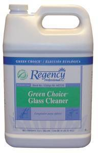 Regency Green Choice Non-Amnoniated Glass Cleaner