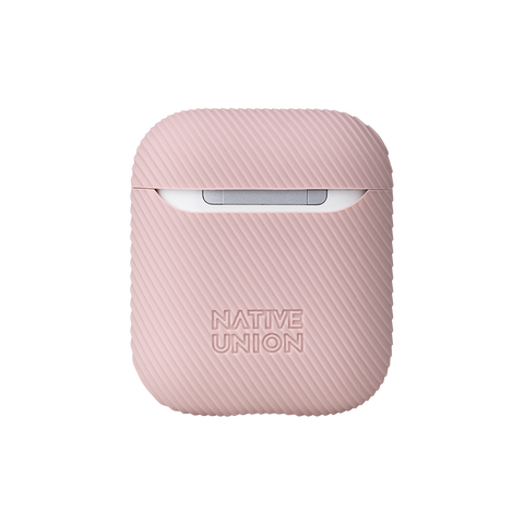 Native Union Airpods Case in Rose