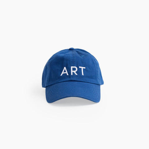 Art Every Day Cap in Cobalt