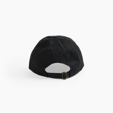 Art Every Day Cap in Black back