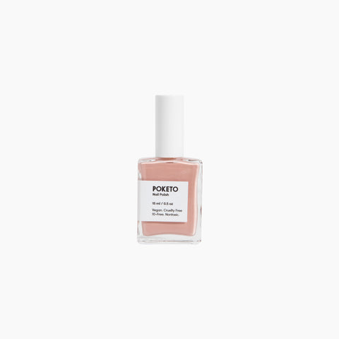 Poketo Nail Polish Agnes Blush Pink