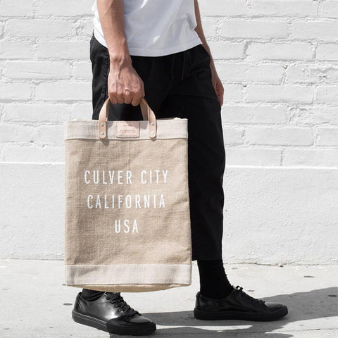 Culver City Apolis Market Bag for Poketo