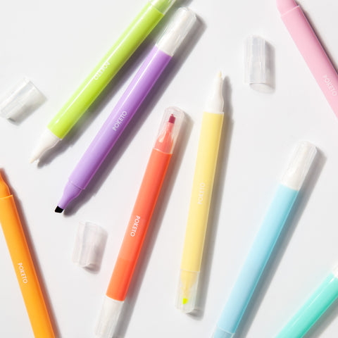 Aurora Erasable Markers