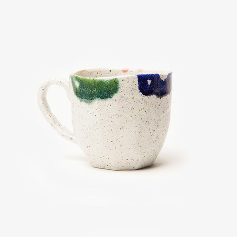 Colorful Boulder Mug