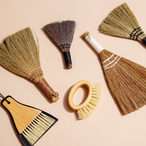 Bamboo Ring Brush