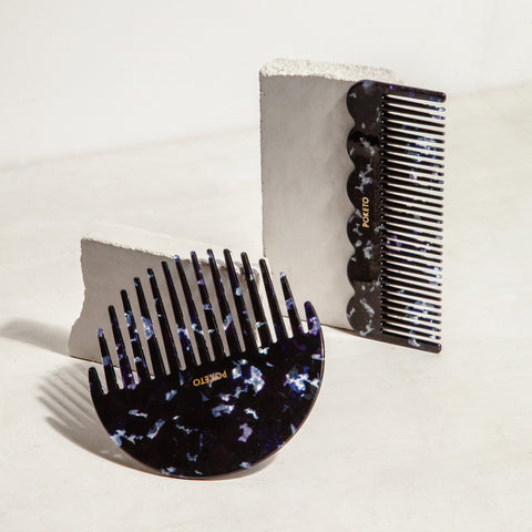 Wave Comb in Black