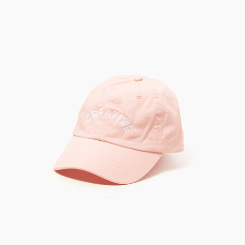 Creative Cap in Pink