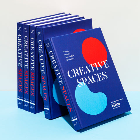 Poketo Creative Spaces Book