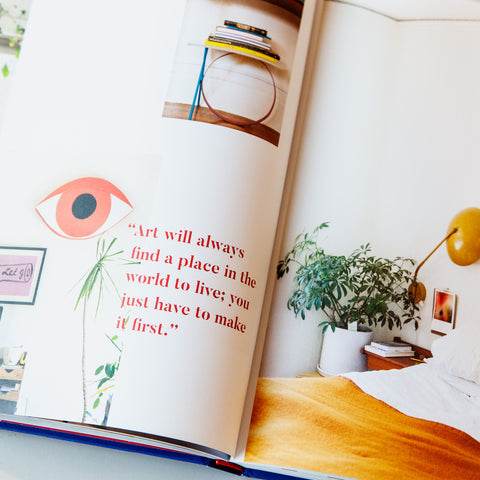Creative Spaces Books Interior Pages