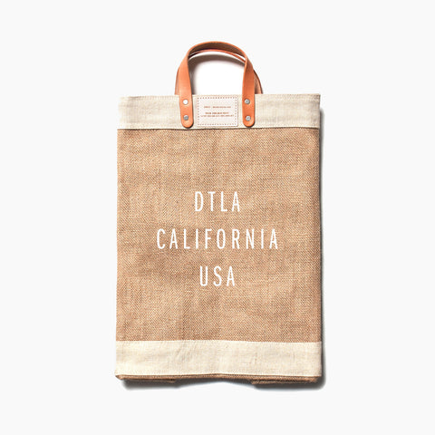 DTLA Apolis Market Bag for Poketo