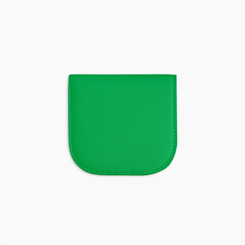 Dome Wallet in Emerald