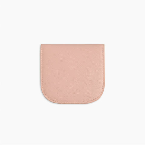 Dome Wallet in Pink