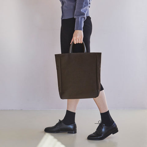 Essential Tote in Brown