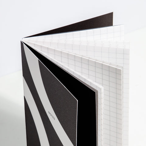 Folio Notebook in Curves