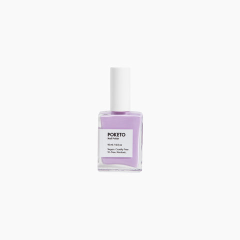 Poketo Nail Polish Georgia Lilac
