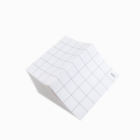 Poketo Blank Grid Cover A5 Notebook Refill