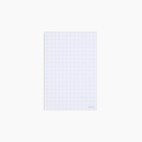 A6 Grid Notepad