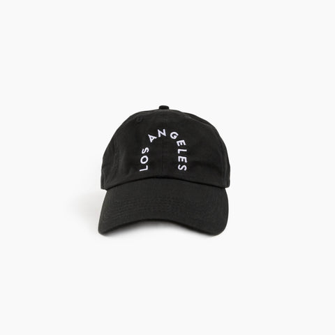 LA Arch Cap in Black
