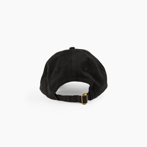 LA Arch Cap in Black back