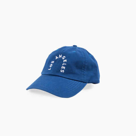 LA Arch Cap in Blue