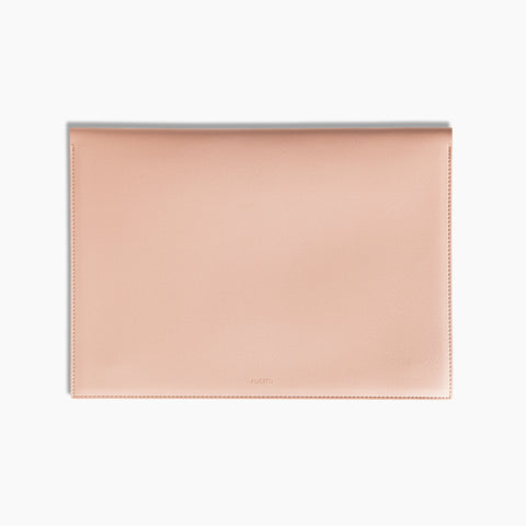 The Minimalist Set Blush Large Minimalist Folio