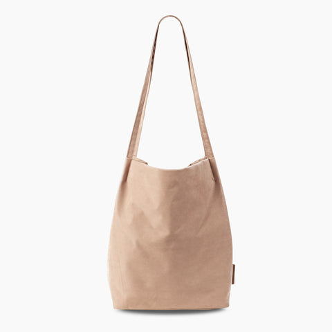 Minimal Tote in Taupe