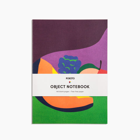 Object Notebook in Melon