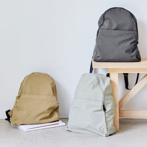 Packable Backpack in Camel