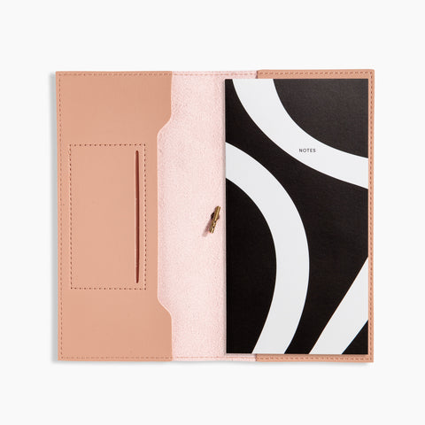Petite Folio Blush Notebook