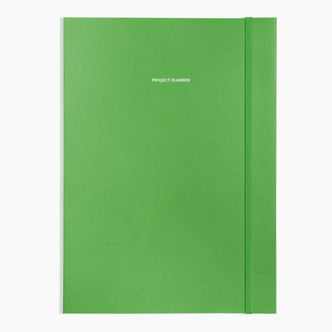 Project Planner in Key Lime