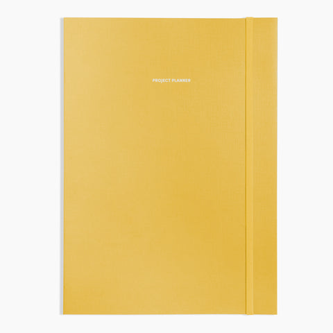 Project Planner Sun Yellow