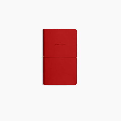 Simple Planner Red