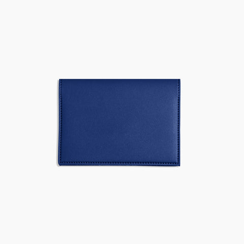 Small Minimalist Folio V2 in Cobalt