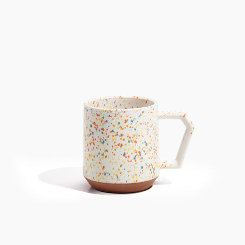 Splatter Mug in Multi Color