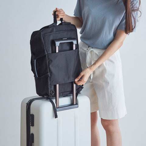 Ted Weekender Black Suitcase
