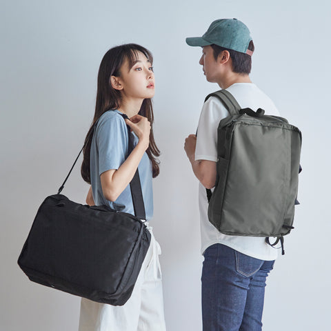 Ted Weekender Model Black Gray