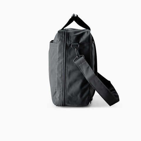 Ted Weekender Bag Black Side