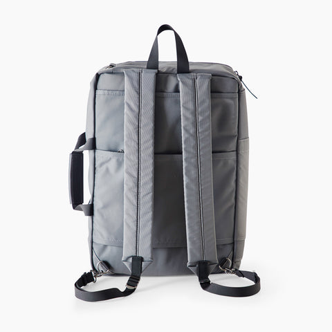 Ted Weekender Bag Gray Back