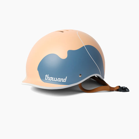 Poketo x Thousand Bike Helmet Coral Reef