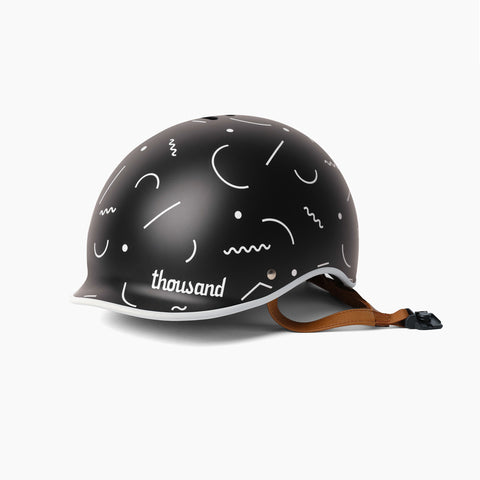 Poketo x Thousand Bike Helmet in Memphis Movement