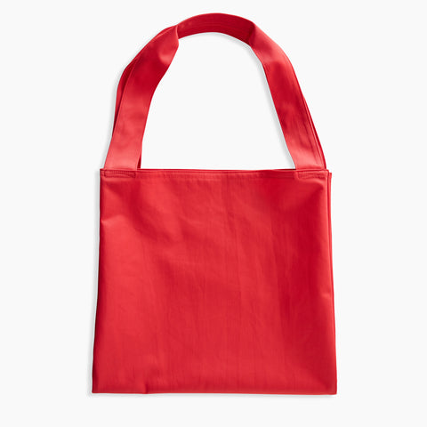 Twin Tote Red Bag