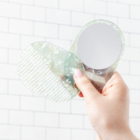 2 in 1 Comb Mirror
