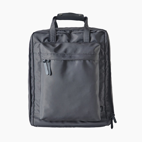 Voyager Backpack in Charcoal