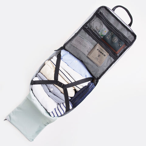 Voyager Backpack Interior Lifestyle