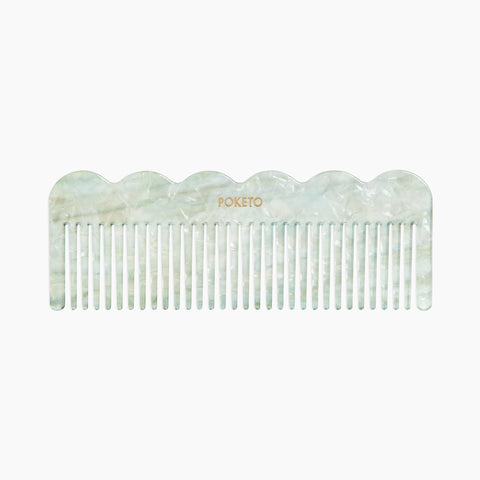 Wave Comb in Mint