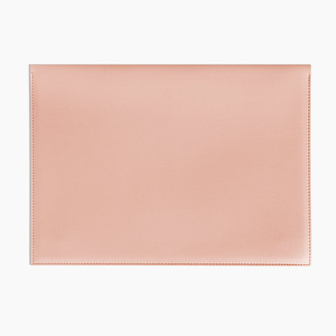 X-Large Minimalist Folio Blush