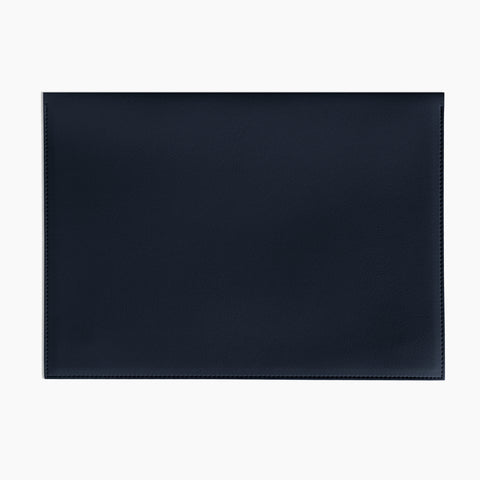 X-Large Minimalist Folio Navy